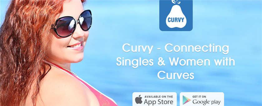 curvy BBW dating app